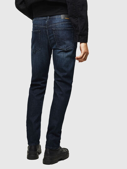 Diesel - Buster 0095W, Blu Scuro - Jeans - Image 2
