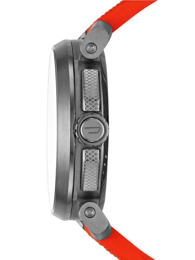 Diesel - DT1005, Rosso - Smartwatches - Image 2