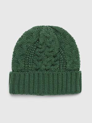 K-KONEX, Verde Scuro - Cappelli invernali