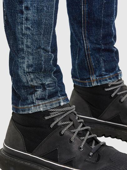 Diesel - D-Vider 0092X, Blu medio - Jeans - Image 7