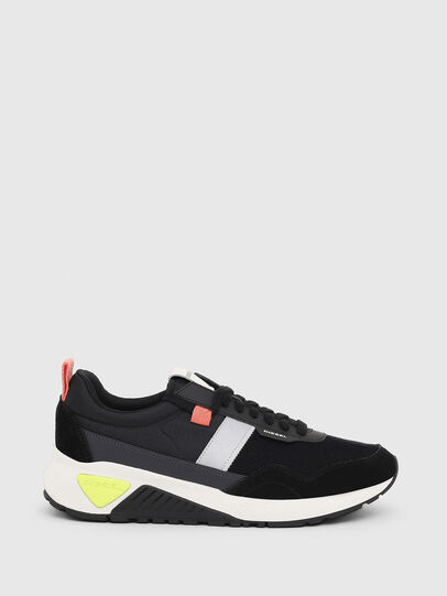Diesel - S-KB LOW RUN, Nero - Sneakers - Image 1