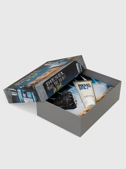 Diesel - ONLY THE BRAVE 50 ML GIFT SET, Azzurro - Only The Brave - Image 2