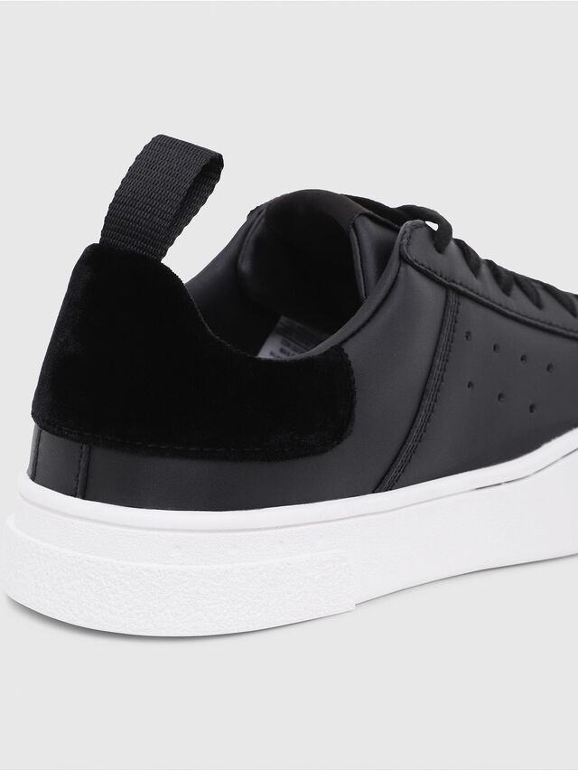 Diesel - S-CLEVER LOW W, Nero - Sneakers - Image 5