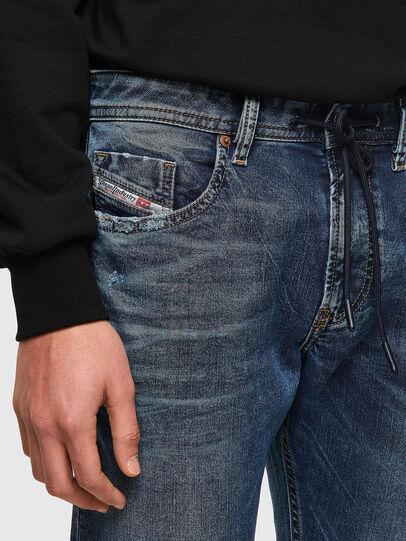 Diesel - Thommer JoggJeans® 069SR, Blu Scuro - Jeans - Image 4
