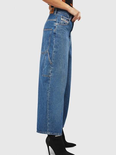 Diesel - D-Luite 080AN, Blu medio - Jeans - Image 5