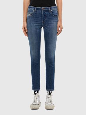 Babhila 009JK, Blu medio - Jeans