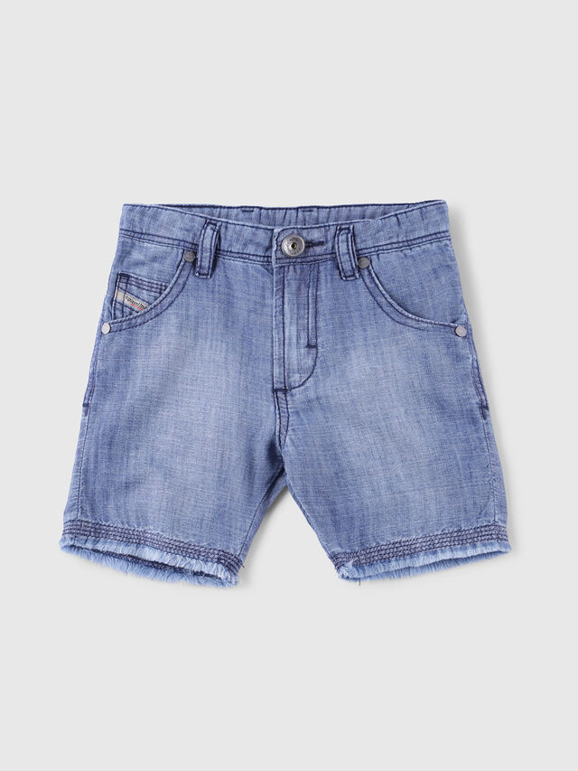 Diesel - PROOLYB-A-N, Blu Jeans - Shorts - Image 1