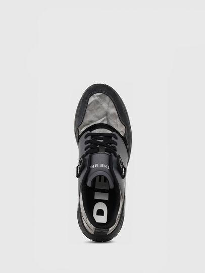 Diesel - S-BRENTHA LC, Nero - Sneakers - Image 4