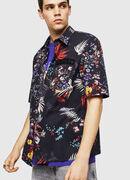 S-FRY-FLOW, Multicolor/Nero - Camicie