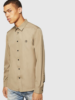 S-BILL, Verde Militare - Camicie