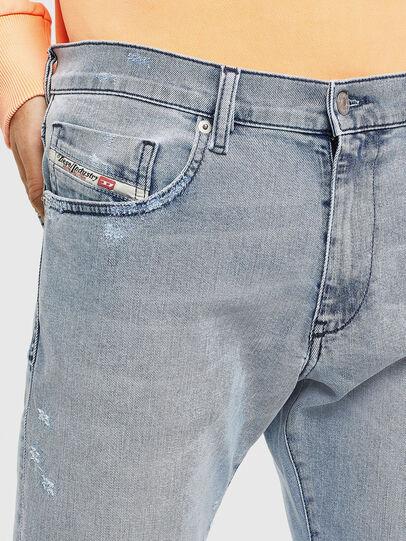 Diesel - D-Strukt 009BP, Blu Chiaro - Jeans - Image 4