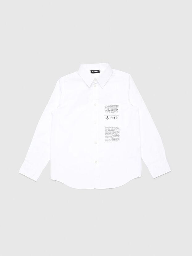 CSVENPRINT, Bianco - Camicie