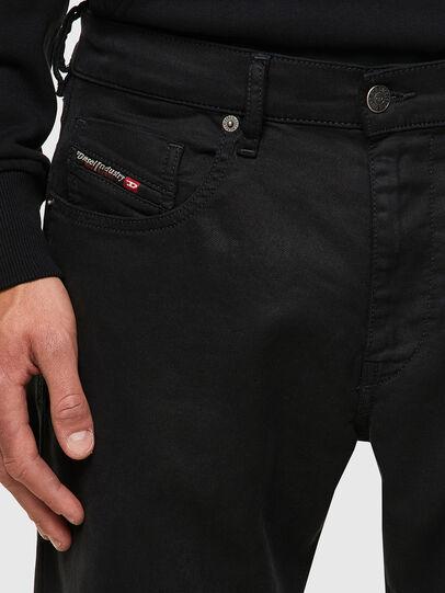 Diesel - D-Strukt JoggJeans® 069NC, Nero/Grigio scuro - Jeans - Image 4