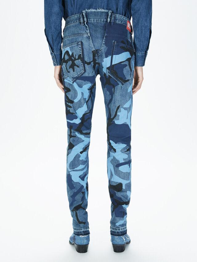 Diesel - SOPKN01, Blu Mélange - Jeans - Image 4