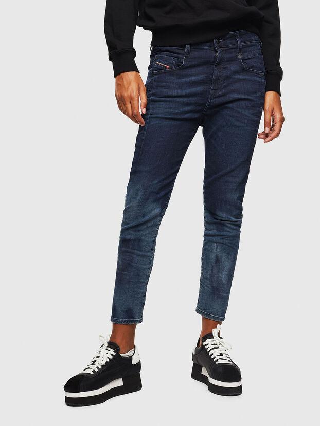 Fayza JoggJeans 069KC, Blu Scuro - Jeans