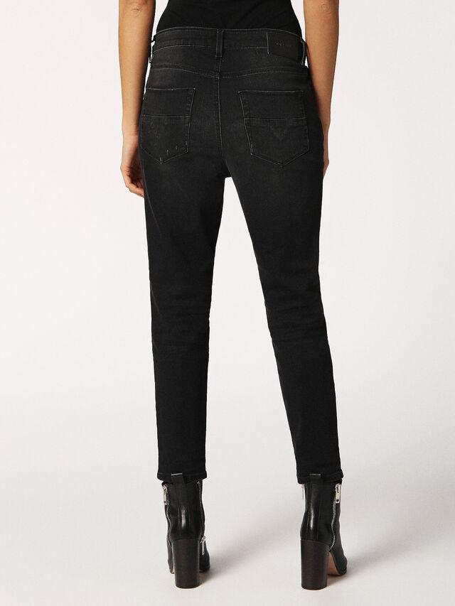 FAYZA-EVO 084NG, Nero Jeans