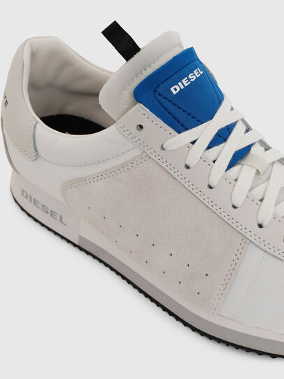 Diesel - S-PYAVE LC, Bianco - Sneakers - Image 5