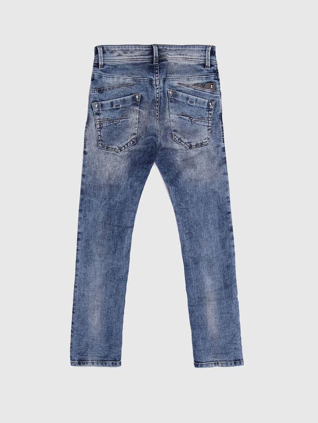 Diesel - DARRON-R-J-N, Blu Chiaro - Jeans - Image 2