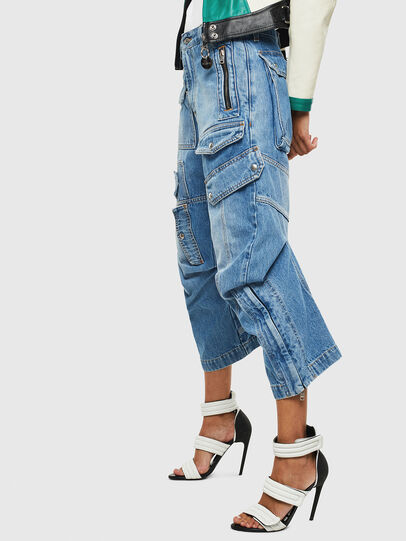 Diesel - DE-MIRY, Blu Jeans - Pantaloni - Image 7