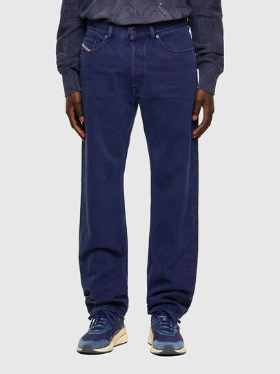 Diesel - D-Macs 09A34, Blu medio - Jeans - Image 1