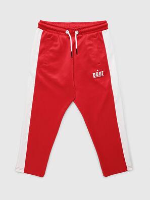 PDMITRY, Rosso/Bianco - Pantaloni
