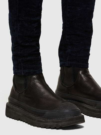 Diesel - D-Strukt 0091U, Blu Scuro - Jeans - Image 5