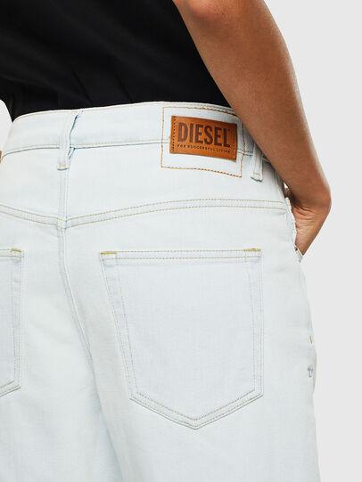 Diesel - D-Reggy 009BW, Blu Chiaro - Jeans - Image 5