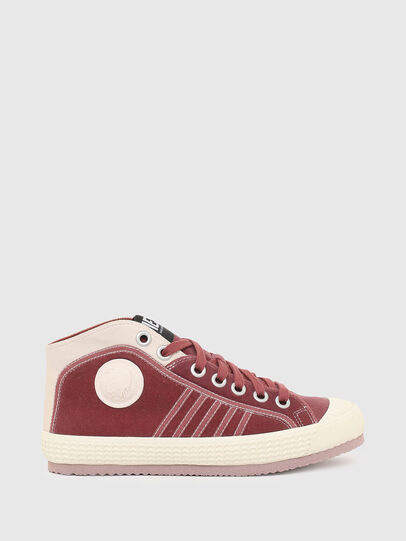 Diesel - S-YUK MC W, Rosso - Sneakers - Image 1
