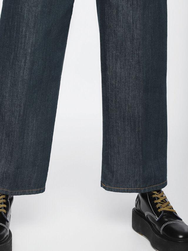 Diesel - Widee 084UR, Blu Scuro - Jeans - Image 6