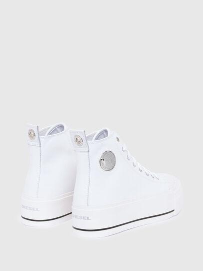 Diesel - S-ASTICO MC WEDGE, Bianco - Sneakers - Image 3