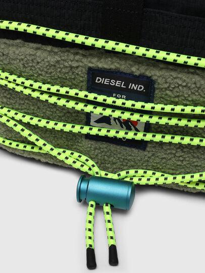 Diesel - ROEDER, Nero/Verde - Borse a tracolla - Image 5