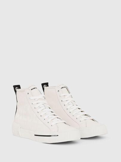 Diesel - S-DESE MID CUT W, Bianco - Sneakers - Image 2