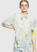 C-FRY-FLOW, Verde Acqua - Camicie