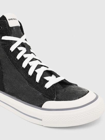 Diesel - S-ASTICO MID ZIP, Nero - Sneakers - Image 4