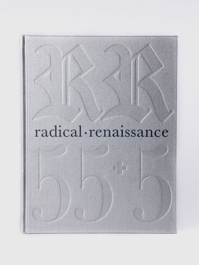 Diesel - Radical Renaissance 55+5 (signed by RR), Grigio - Altri Accessori - Image 1