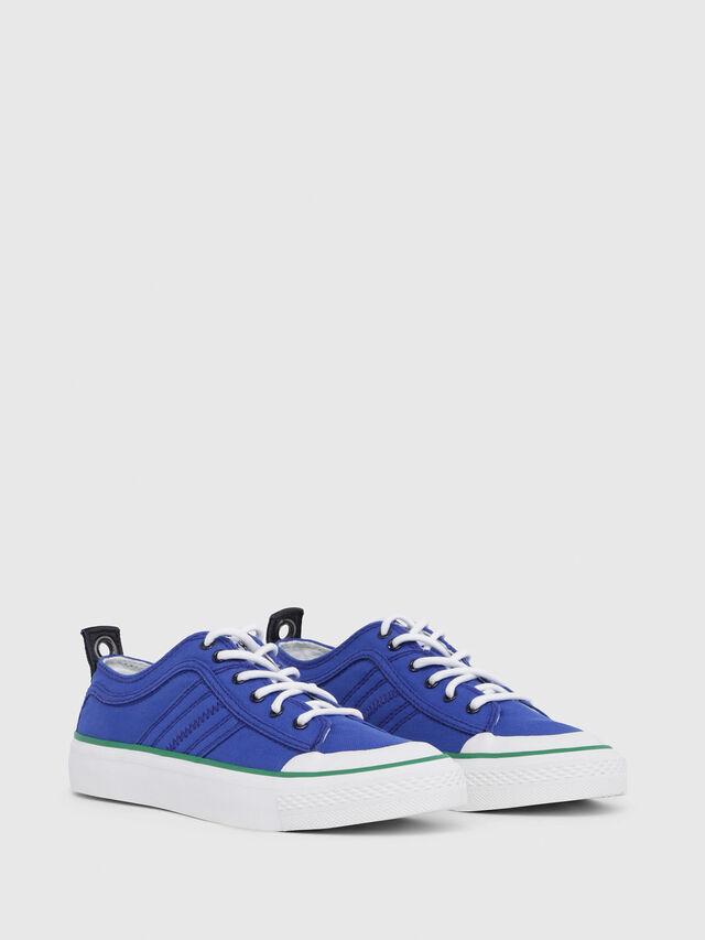 Diesel - S-ASTICO LC LOGO W, Blu Brillante - Sneakers - Image 2