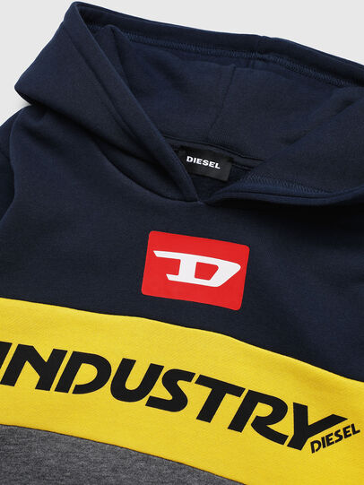 Diesel - UMLT-SBRANDON, Grigio/Blu - Underwear - Image 3