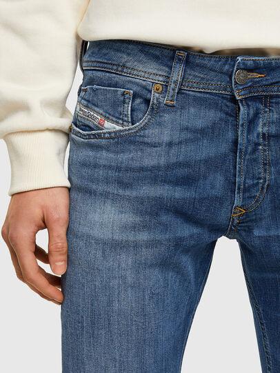 Diesel - Sleenker 009PK, Blu medio - Jeans - Image 4