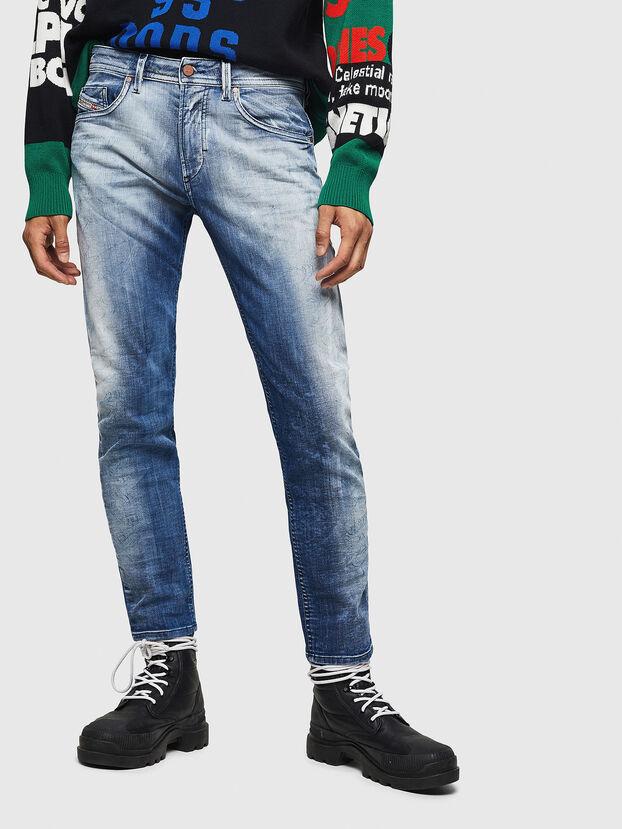 Thommer JoggJeans 0870N, Blu medio - Jeans