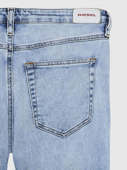 Diesel - Babhila A84PR, Blu Chiaro - Jeans - Image 5