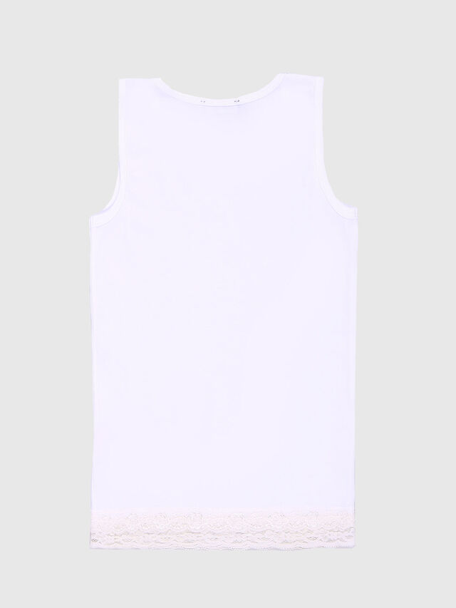 Diesel - TAPUL, Bianco - T-shirts e Tops - Image 2