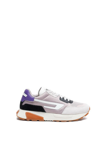 Sneaker con logo D