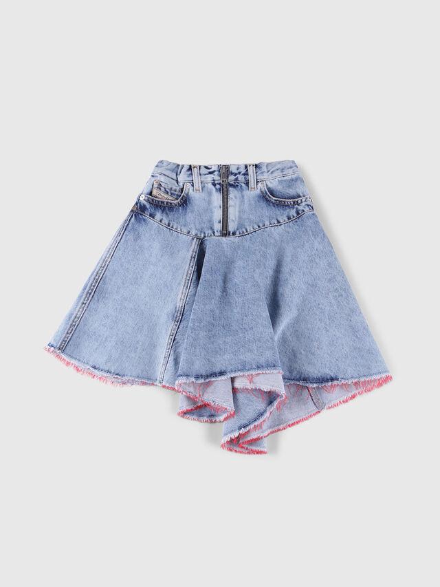 Diesel - GRINSKIRT, Blu Jeans - Gonne - Image 1