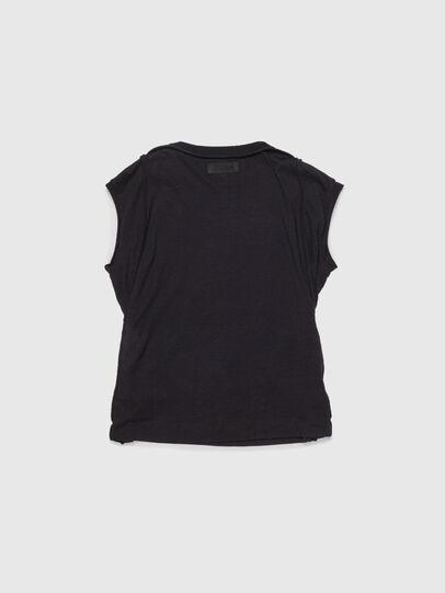 Diesel - TKALYJ, Nero - T-shirts e Tops - Image 2