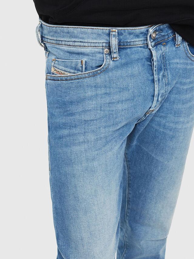 Diesel - Buster 087AQ, Blu Chiaro - Jeans - Image 3