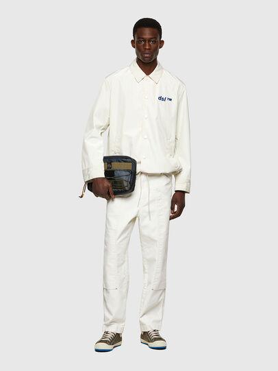 Diesel - D-Franky 009ZJ, Bianco - Jeans - Image 6