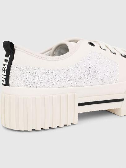 Diesel - S-MERLEY LOW, Bianco - Sneakers - Image 5
