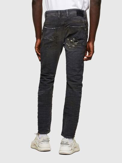 Diesel - Krooley JoggJeans® 069SX, Nero/Grigio scuro - Jeans - Image 2
