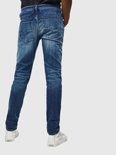Diesel - D-Bazer 0097Y, Blu medio - Jeans - Image 2