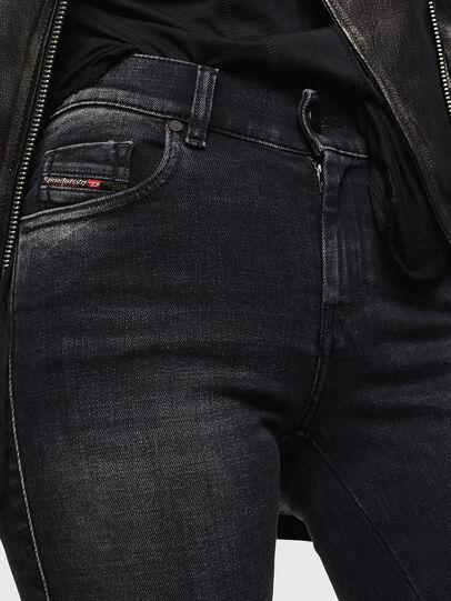 Diesel - Sandy 0096P, Nero/Grigio scuro - Jeans - Image 3